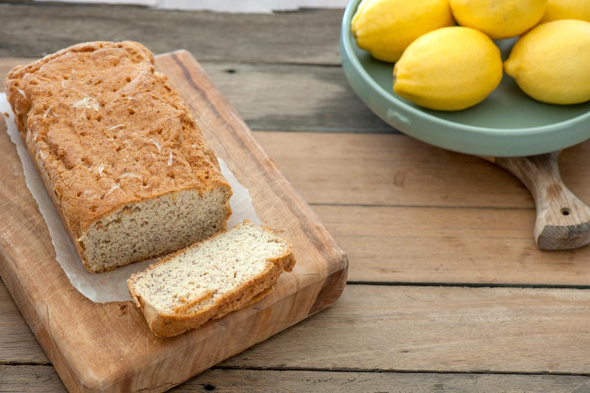 Cake au citron sans oeufs sans lait(c) Jules CC BY 2.0