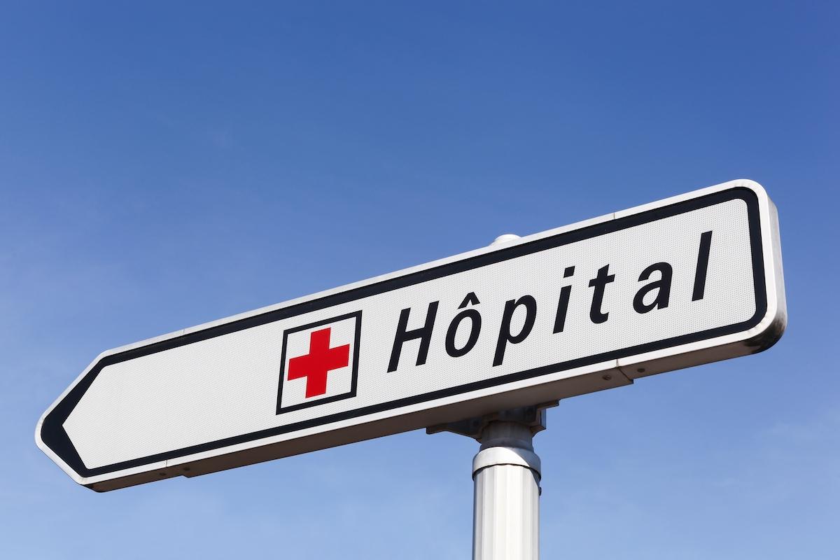 Hôpital ©ricochet64 shutterstock
