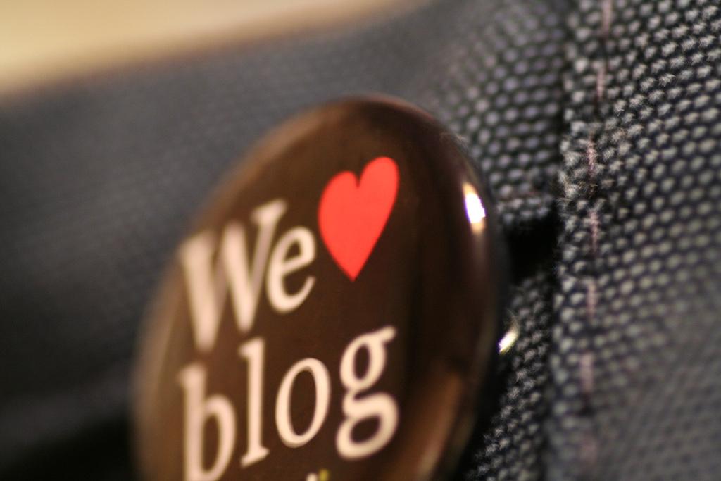 We love blog ©Tarop CC BY-NC-SA 2.0
