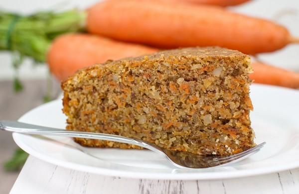 Gateau la carotte
