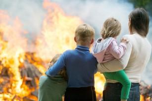 Incendie ©Vadim Ratnikov shutterstock