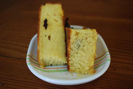 Recette cake avec farine sans gluten