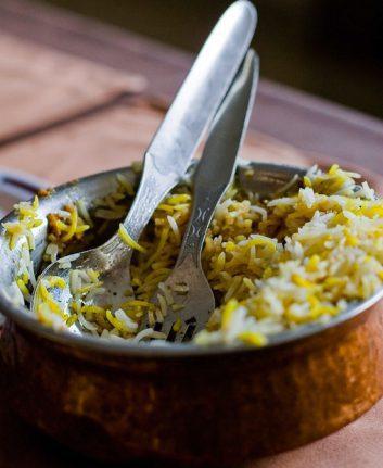 Cuisine indienne - Cuisine indienne biryani ...