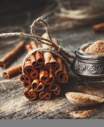 Cannelle ©Bukhta Ihor shutterstock