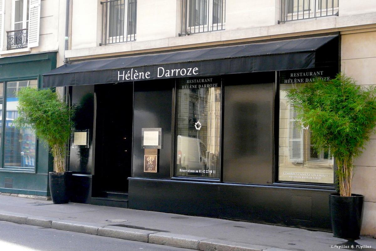 Chez Hélène Darroze
