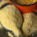 Farine de maïs © Valentin Balan shutterstock