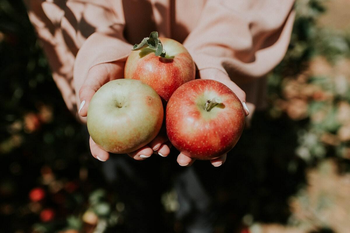 Pommes © Natalie Grainger on Unsplash