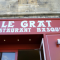 Restaurant le Grat - Bordeaux