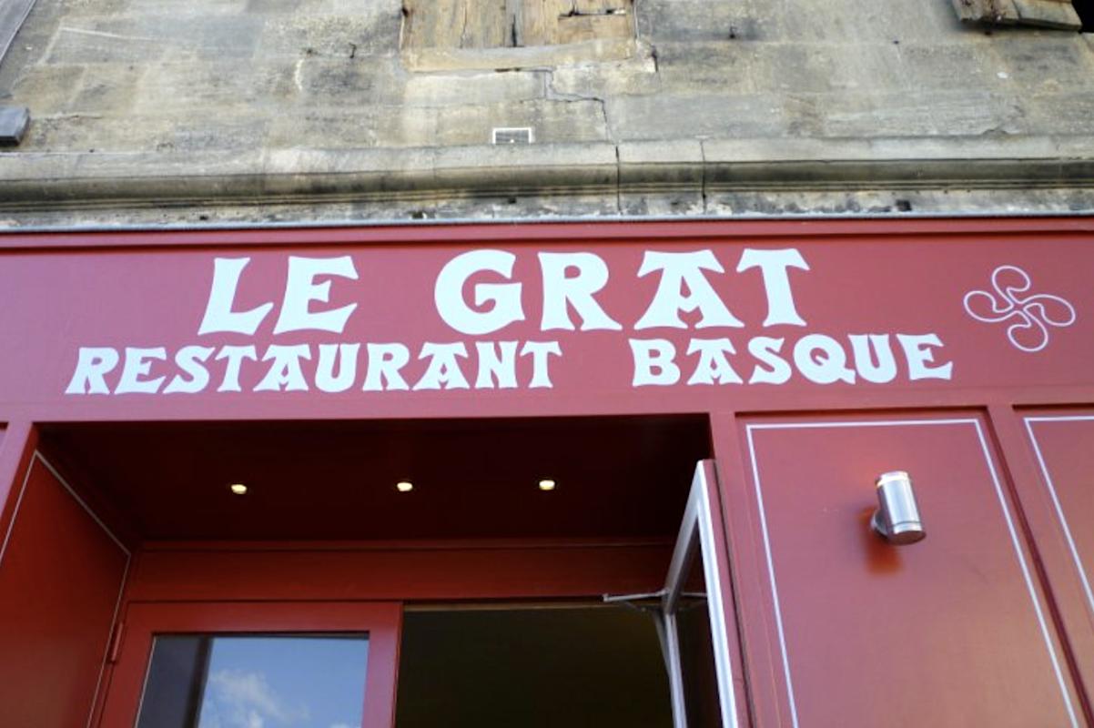Restaurant le Grat - Bordeaux