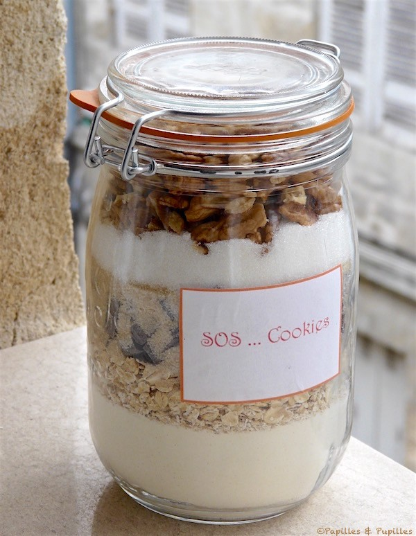 SOS Cookies - Kit à cookies à ouvrir en cas d'urgence