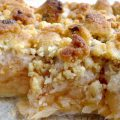 Crumble pommes coings miel noix