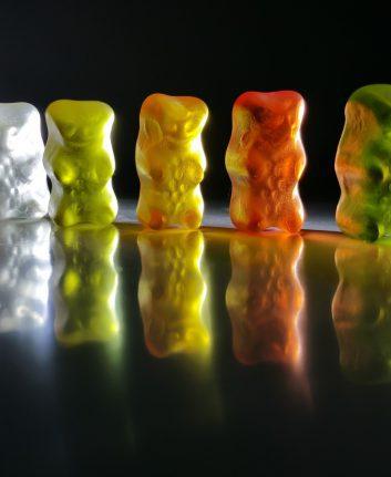 Gummy bear ©CC0 Public Domain pxhere.com