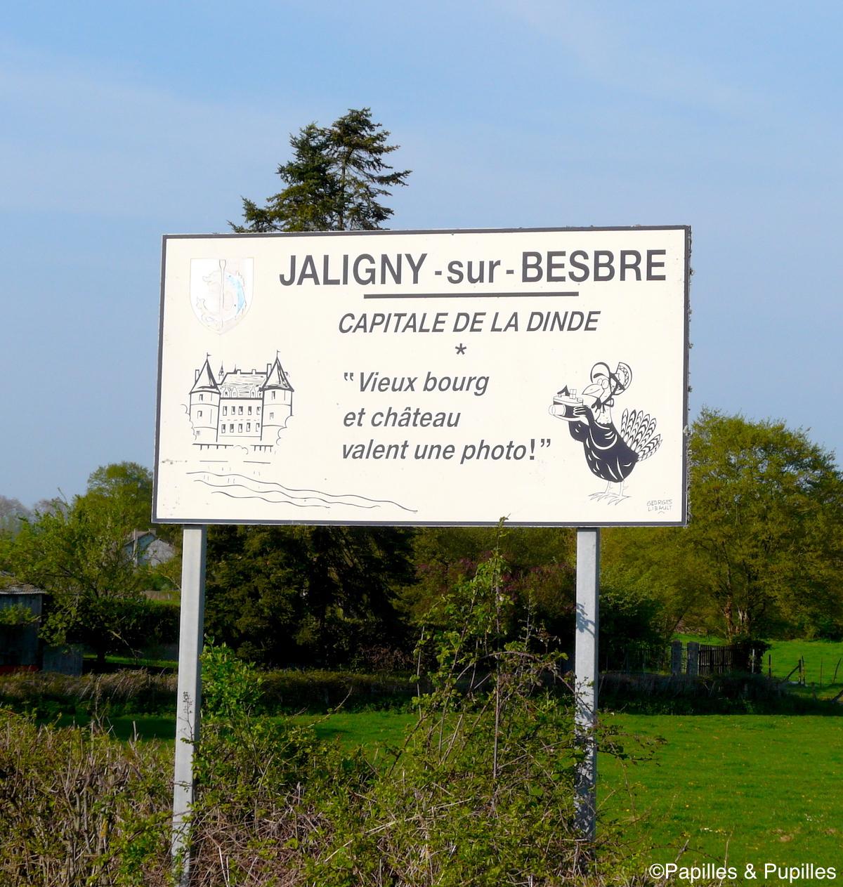 Jaligny, capitale de la dinde