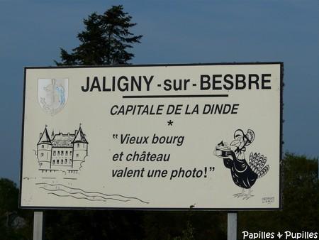 Jaligny sur Besbre - Capitale de la Dinde