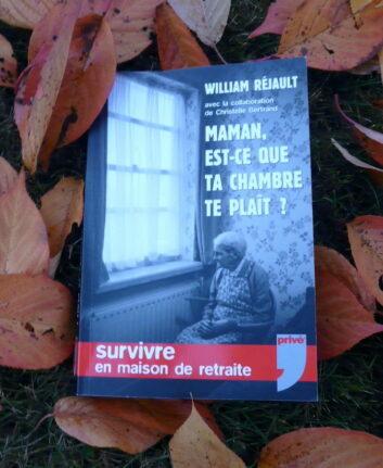 William Réjault - Maman est-ce que ta chambre te plait
