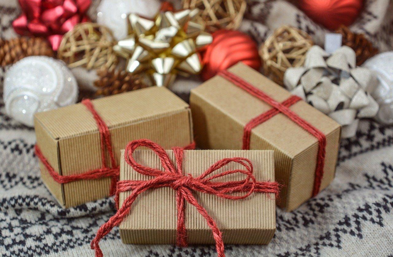 Cadeaux gourmands de Noël ©monicore de Pixabay