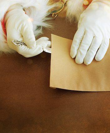 Lettre au Père Noël (c) Guschenkova shutterstock
