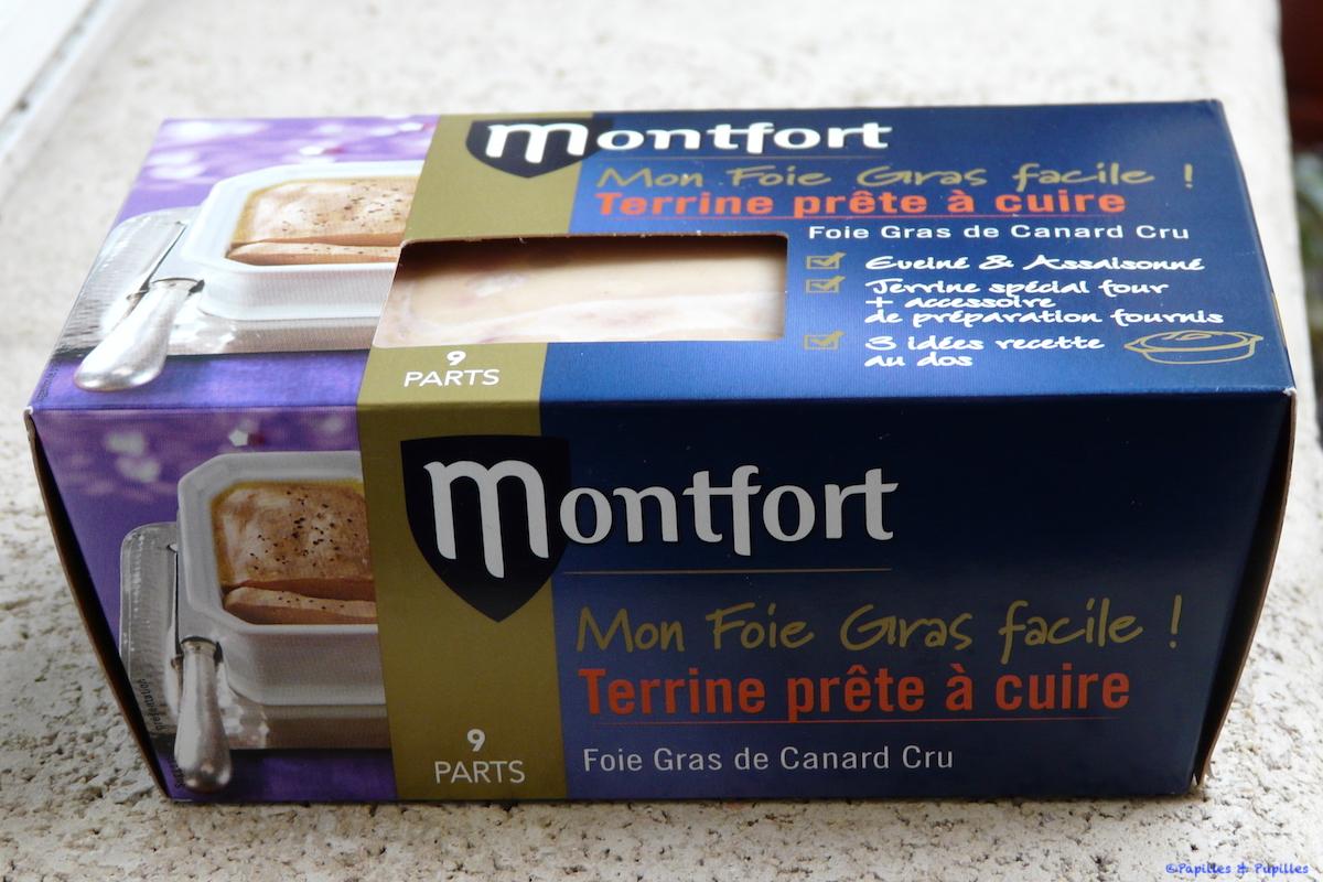 Terrine de foie gras prête à cuire