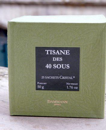 Tisane des 40 sous