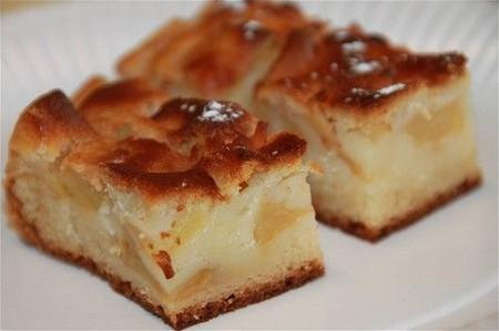 recette gateau pommes cannelle sans beurre – arts culinaires magiques