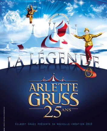 Arlette Gruss - La Légende