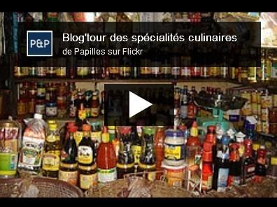 Blogtour des specialites regionales
