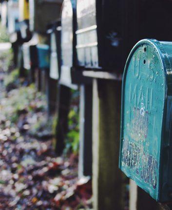 Boite aux lettres ©epicantusCC0 Pixabay