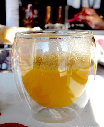 Soupe - Soupe potiron lait de coco curry ...