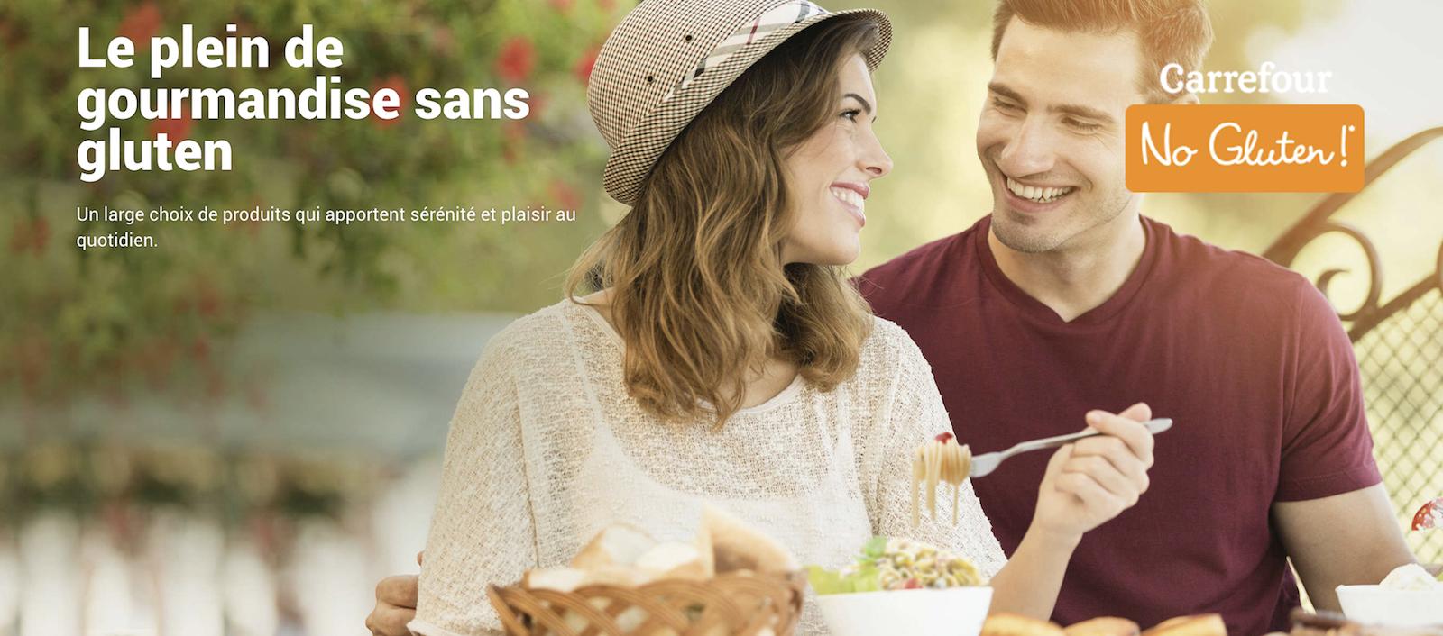 Carrefour sans gluten