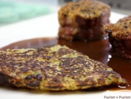 Milhassou [Miassou] Corrézien ou galettes de pommes de terre râpées