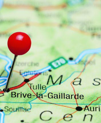 Brive La Gaillarde ©Dmitrijs Kaminskis shutterstock