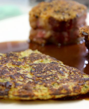 Milhassou Corrézien ou galettes de pommes de terre râpées