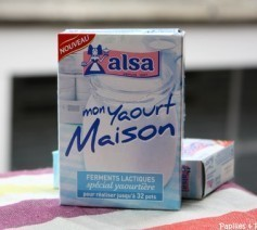 Ferments pour yaourts Alsa