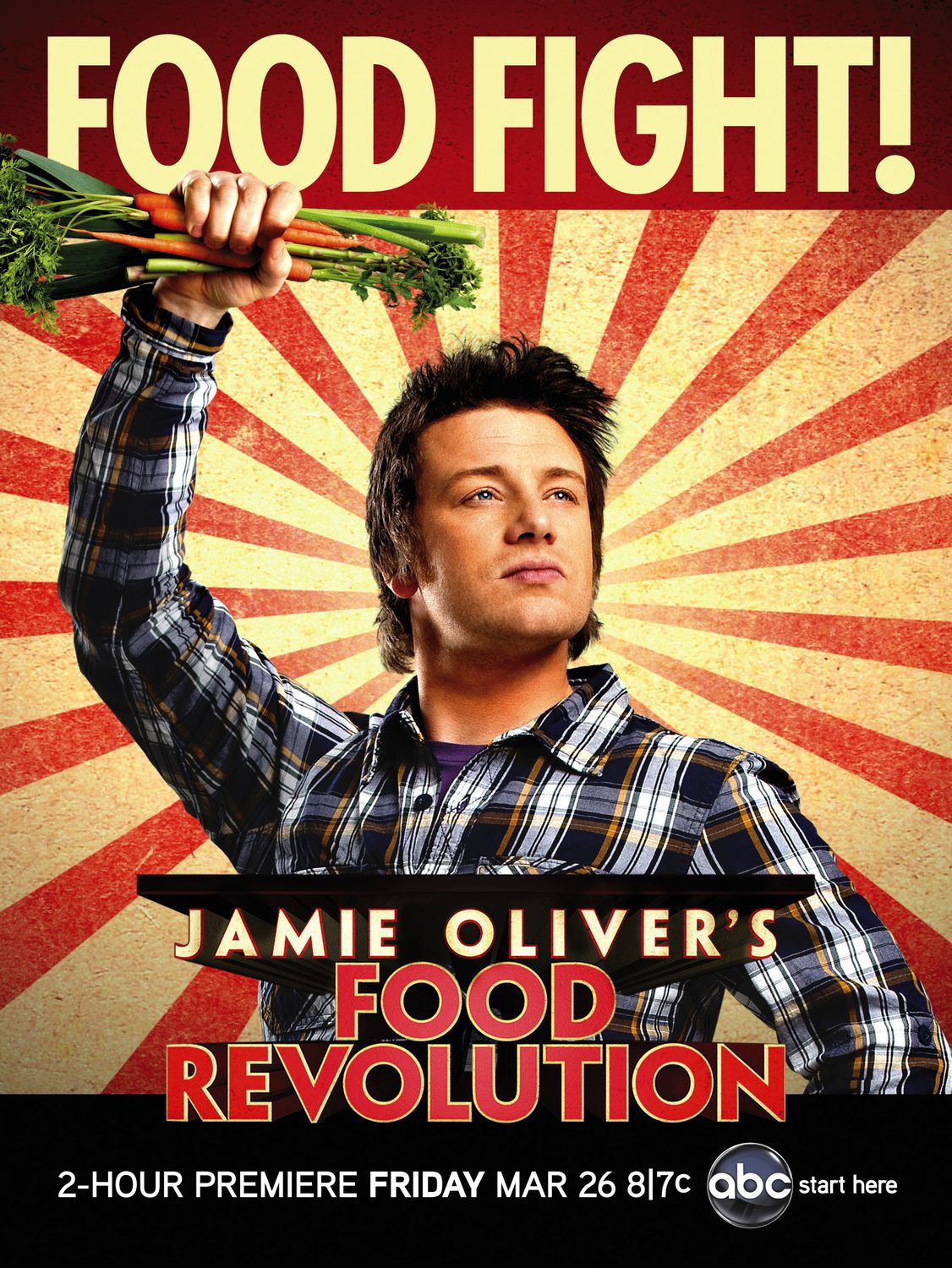 Food Revolution - Jamie Oliver
