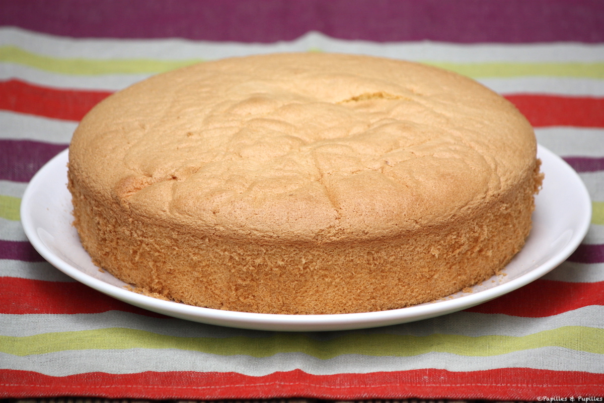 Gâteau de Savoie