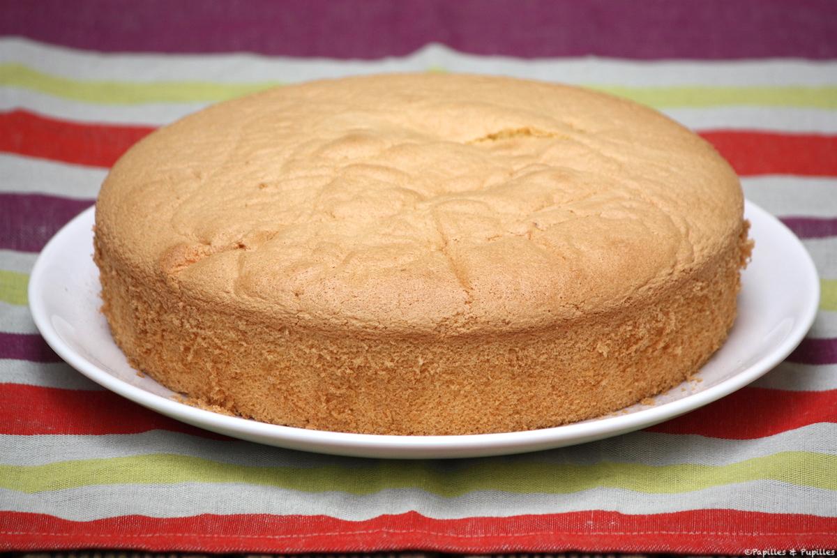 Gâteau De Savoie Super Moelleux