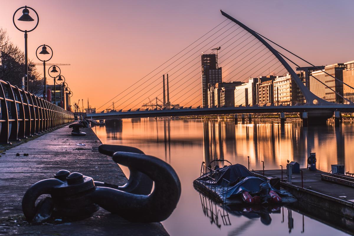 Dublin ©Michael Kellner shutterstock