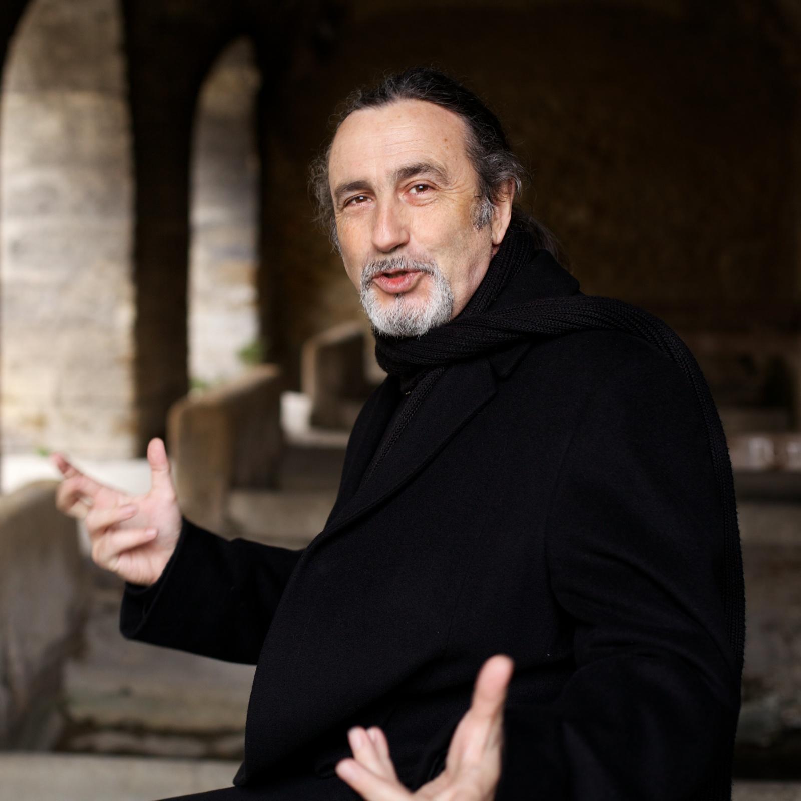 Jean Véronis (c) Benoit Raphael