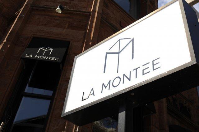 La Montée - rue Bishop - Montréal