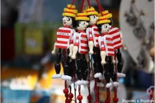 Gondoliers Vénitiens