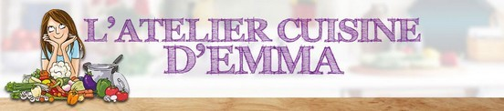 L'Atelier cuisine d'Emma