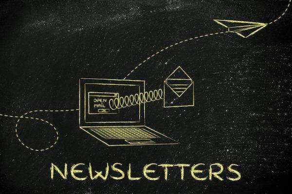 Newsletter (c) faithie shutterstock