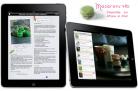 Application macarons mercotte pour Ipad et Iphone