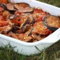 Aubergines à la Parmesane [à la Parmigiana]