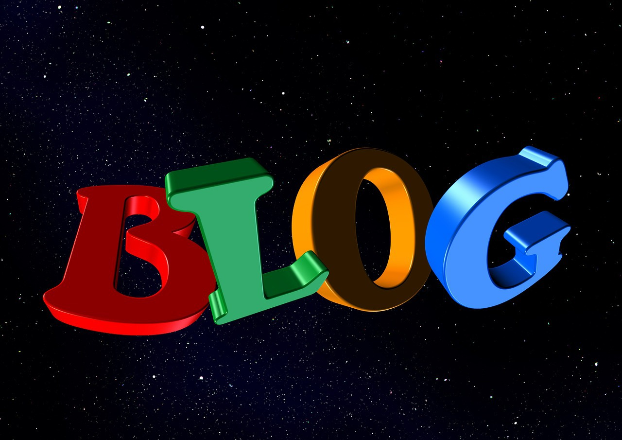 Blog Day (c) Geralt CC0 Pixabay