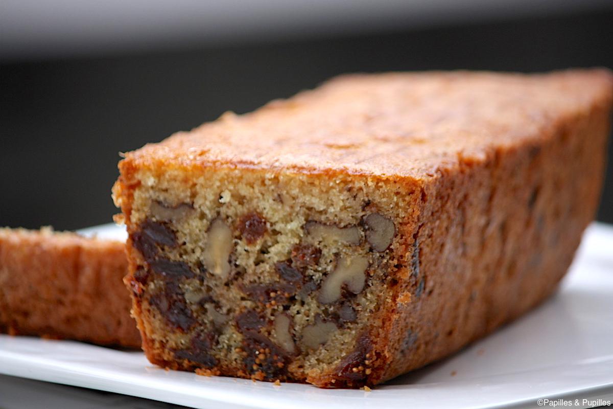 Cake aux fruits secs du Prince Maurice