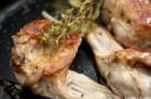 Gigolettes de lapin au thym