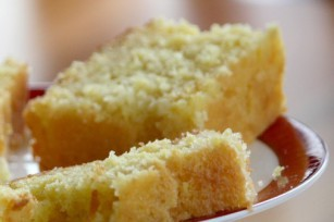 Tangy lemon's cake de Brid