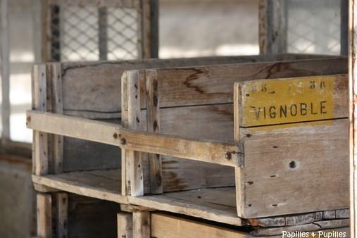 Caisses - Veuve Clicquot