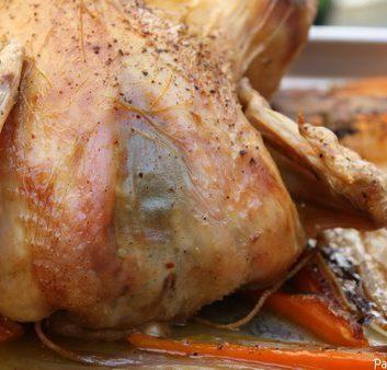 Poulet rôti parfait de Jamie Oliver